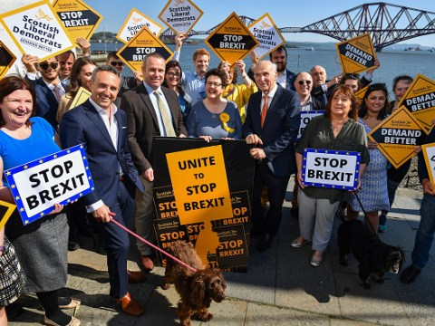 The Liberal Democrats will fight for the UK to lead, not leave, the European Union