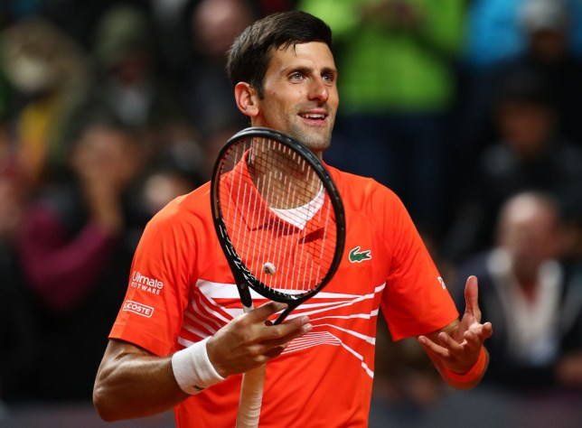GettyImages-1149618409 Novak Djokovic gives blunt response to Nick Kyrgios and Roger Federer questions