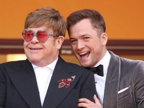 Rocketman star Taron Egerton reveals the one piece of advice Elton John gave him about singing his songs