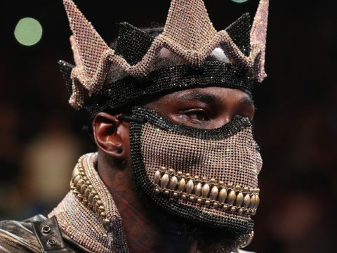Deontay Wilder may be ringside for Anthony Joshua vs Andy Ruiz Jr