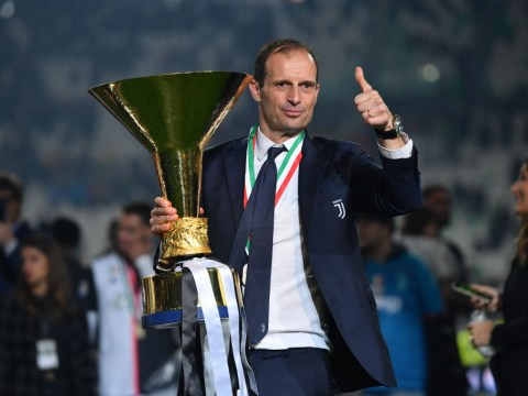 Max Allegri plans immediate return to football as Pavel Nedved lays out plans for his Juventus replacement