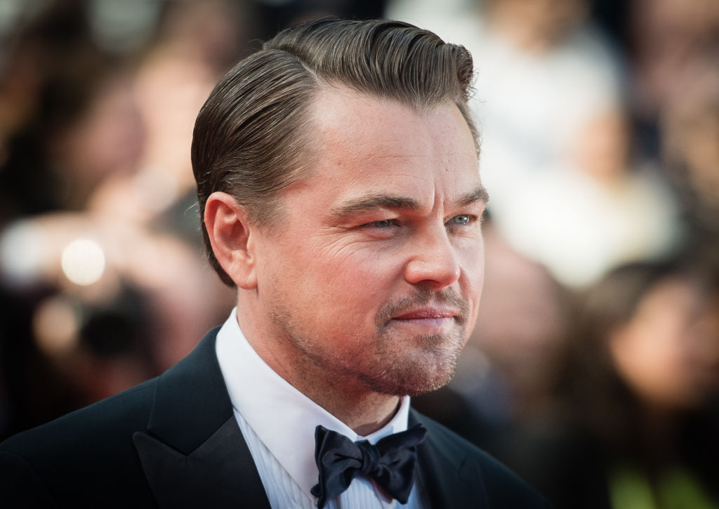 Leonardo Dicaprio recalls seei...