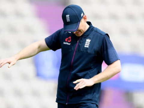 England suffer Eoin Morgan injury scare ahead of Cricket World Cup
