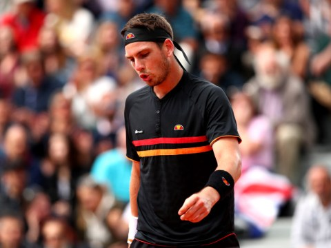 British duo Cam Norrie and Kyle Edmund react to mixed fortunes in French Open first round
