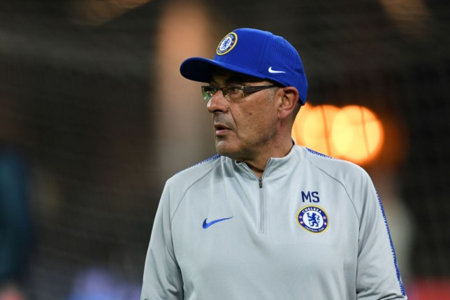 Maurizio Sarri is expected to move to Juventus after the Europa League final