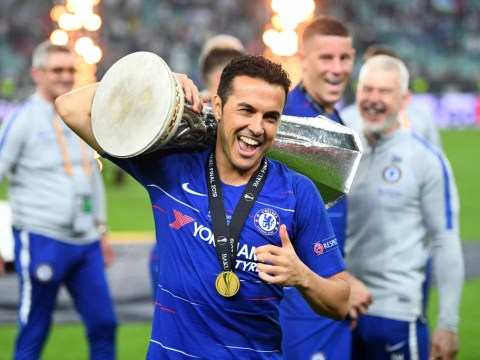 Chelsea's Pedro becomes first player ever to win these five trophies after Europa League triumph