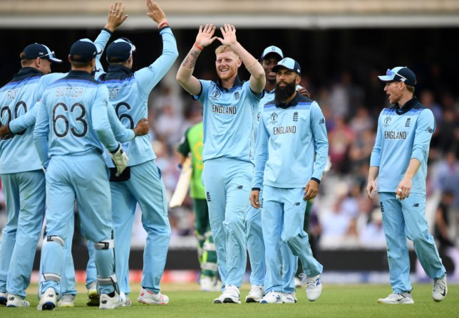 Ben Stokes helped England win their opening Cricket World Cup fixture