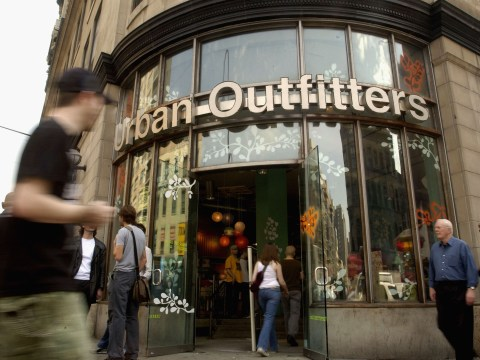 Urban Outfitters and Anthropologie set to rent out clothing