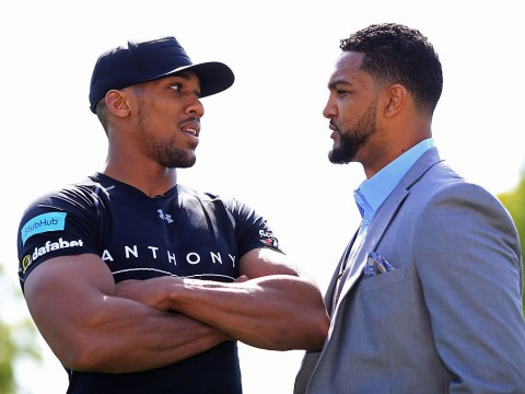 Dominic Breazeale wants Anthony Joshua rematch next if he beats Deontay Wilder