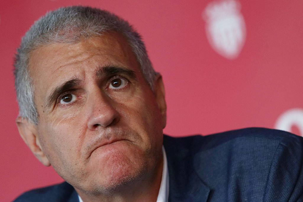 Arsenal make contact with former Monaco sporting director Antonio Cordon
