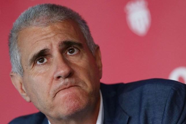 Former Monaco sporting director Antonio Cordon contacted by Arsenal