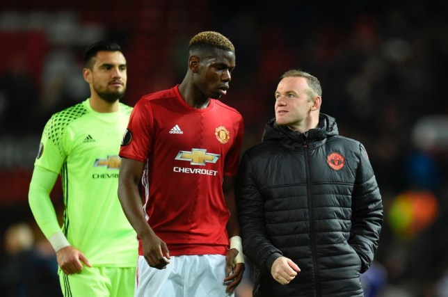 Wayne Rooney insists Manchester United's stars, including Paul Pogba, must fear manager Ole Gunnar Solskjaer