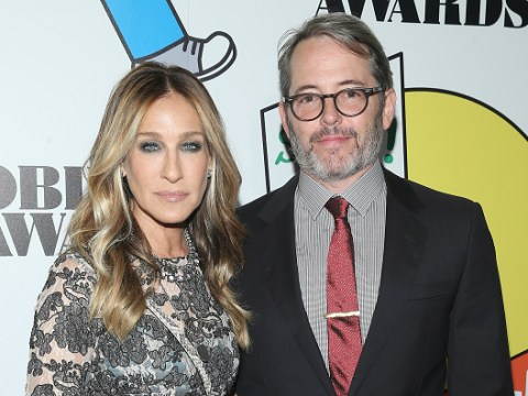 Sarah Jessica Parker denies 'screaming match' with husband Matthew Broderick before 22nd wedding anniversary