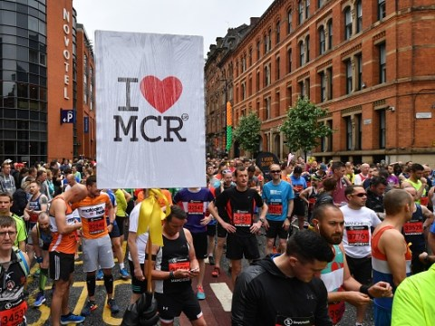 Great Manchester Run 10k start time, route and road closures
