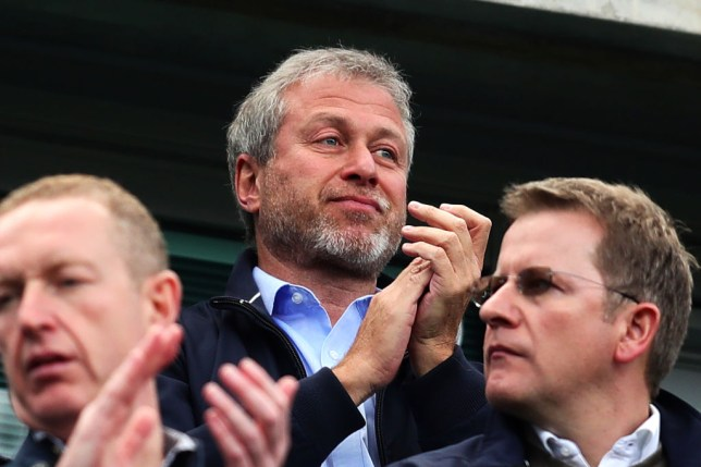 Roman Abramovich has not attended any of Chelsea's matches in England this season