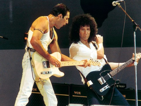 Queen's Brian May wants Live Aid 2 as he challenges young stars to step up