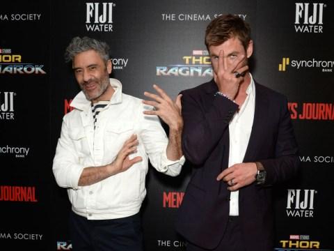 Chris Hemsworth has a laugh as decade-old Downfall meme makes dig at Thor director Taika Waititi