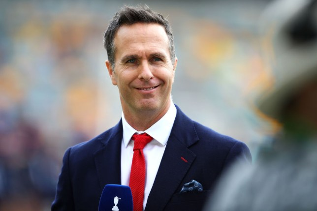 Michael Vaughan has picked out his captain of the Cricket World Cup