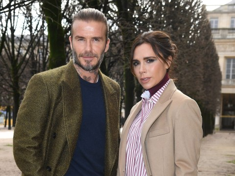 Victoria and David Beckham celebrate 20th anniversary with some rather memorable throwbacks