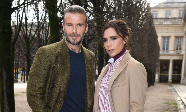 Victoria Beckham wishes husband David a happy birthday in loved up picture