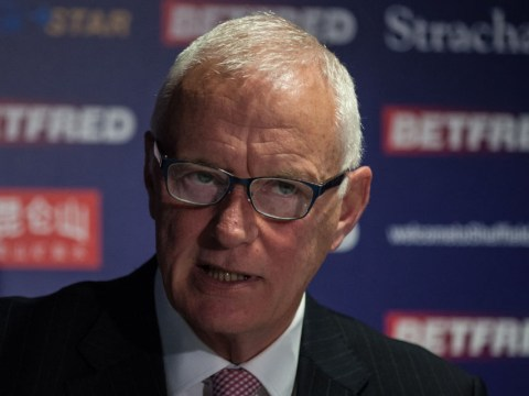 Barry Hearn issues update on Snooker World Championship: 'It's a fingers-crossed job'
