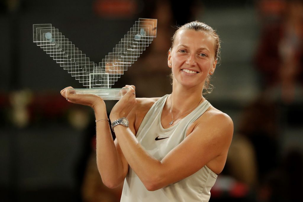 WTA Madrid draw: Konta, Osaka, Halep and Wozniacki learn fate