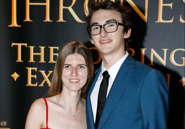 Isaac Hempstead Wright S Girlfriend Has Never Seen Game Of Thrones Metro News