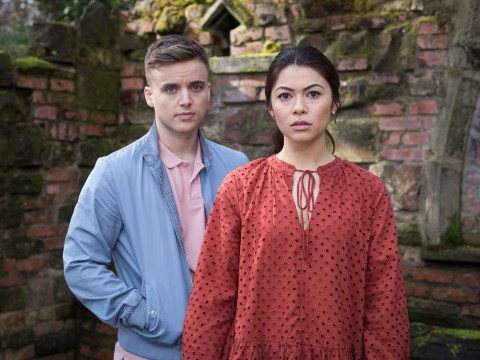 Hollyoaks spoilers: Meet Sadie – Harry's ex who could split him from James
