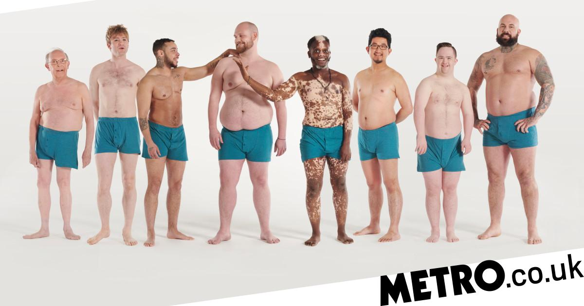 Men Of Manual Are Challenging Male Body Image In The Media