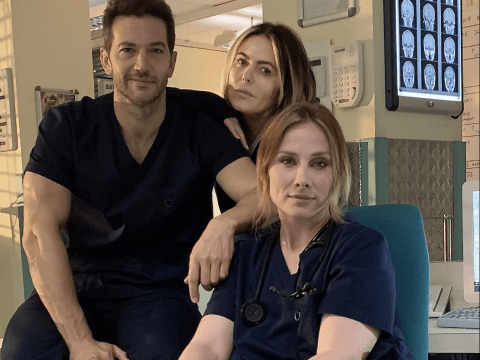 Holby City spoilers: Patsy Kensit and Luke Roberts return for gripping and deadly 20th anniversary