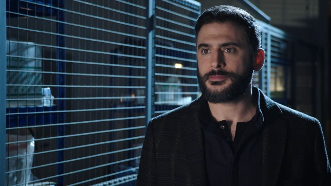 Isaac returns to Holby