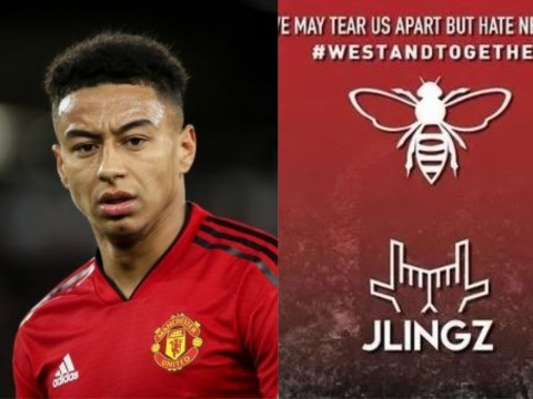 Manchester United star Jesse Lingard slammed for using 'JLingz' branding in tribute to Manchester bombing victims