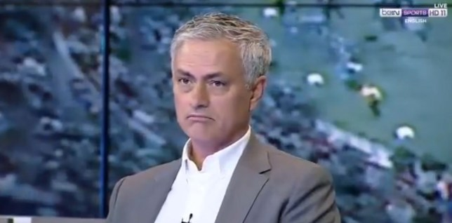Jose Mourinho has slammed Ajax's display after their Champions League defeat to Tottenham