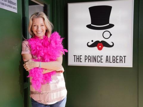 EastEnders spoilers: The name of Kathy Beale's gay bar is revealed