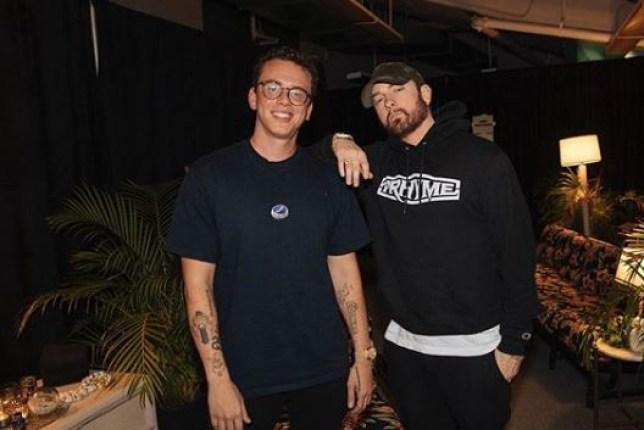 Logic and Eminem