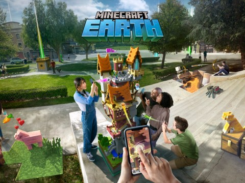 Minecraft Earth hands-on preview – building the latest mobile fad
