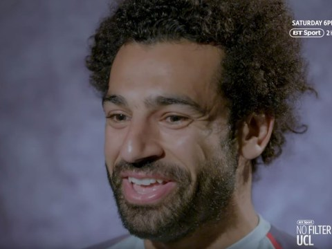 Mohamed Salah aims dig at Harry Kane ahead of Liverpool's Champions League final against Tottenham