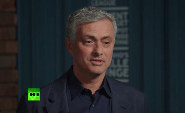 Jose Mourinho reveals his Champions League final prediction