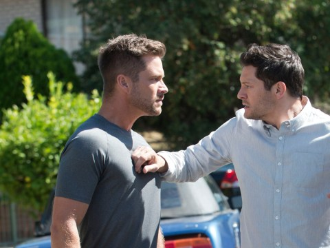 Neighbours spoilers: Mark turns violent over pregnant Elly as Finn gets closer to Bea