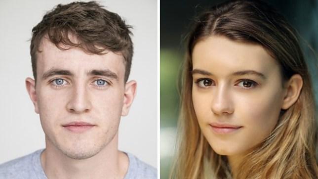 Daisy Edgar-Jones and Paul Mescal