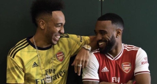 7ae496df3fc Arsenal s stunning new Adidas shirts for 2019-20 season leaked ...