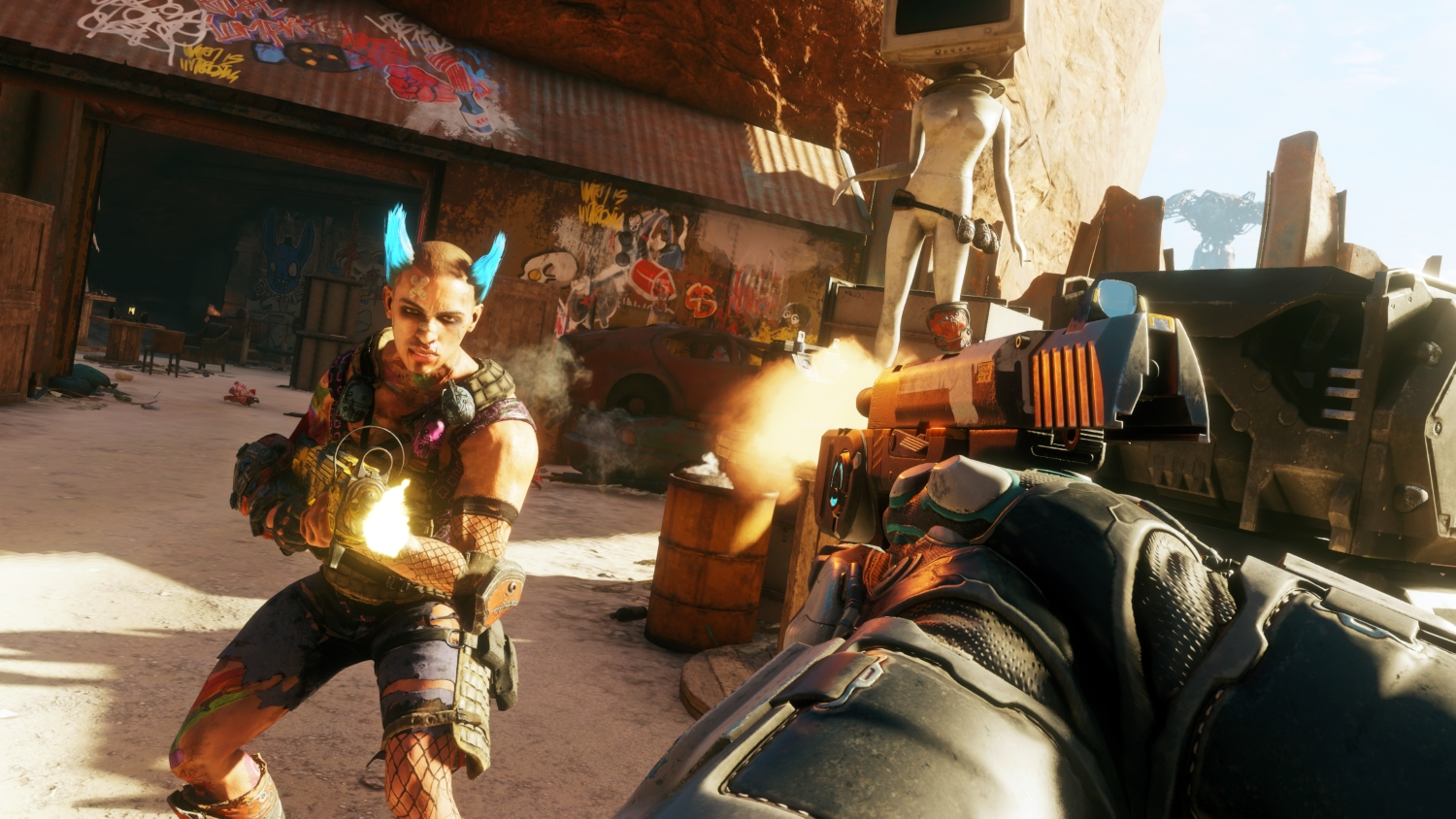 Rage 2 debut is half that of Rage 1 in latest UK charts
