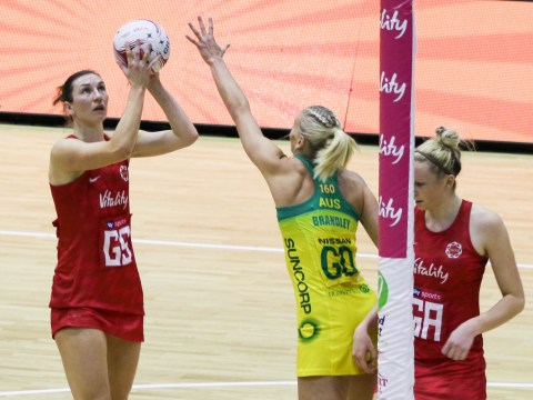Rachel Dunn: 'This World Cup will be a monumental moment for netball'