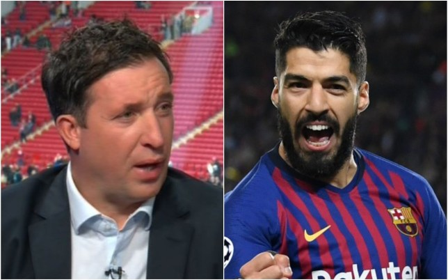 Robbie Fowler does not like the love shown to Luis Suarez by Liverpool supporters