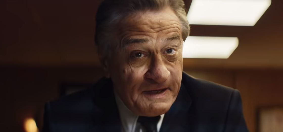 Robert DeNiro's Warburtons advert