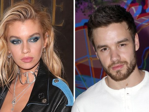 Liam Payne 'bonds' with Victoria's Secret model Stella Maxwell over dinner after Naomi Campbell split