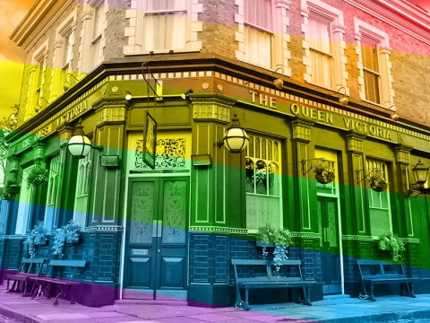 EastEnders spoilers: Soap will air its first ever Gay Pride march for LGBTQ+ special