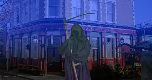 EastEnders spoilers: Jay Brown is rocked to the core by a sudden death tonight