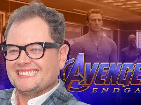 Alan Carr admits he lied to Avengers cast on Chatty Man because he wasn't a fan: 'I fell asleep in the cinema'