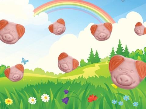Are Percy Pigs vegan?